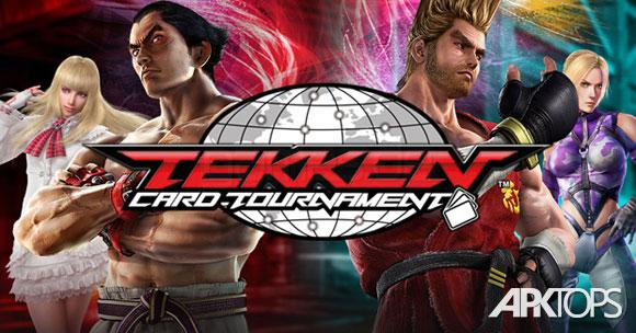 Tekken-Card-Tournament
