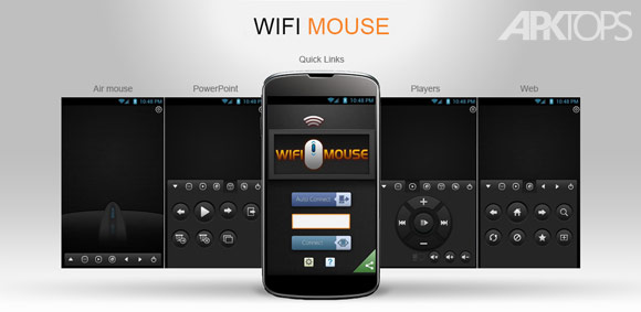 WiFi-Mouse