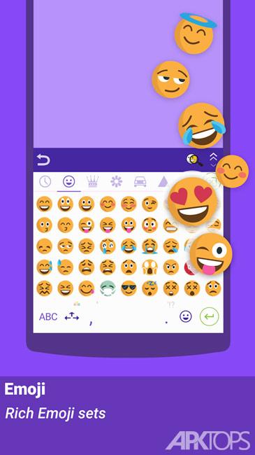 ai.type keyboard Plus + Emoji v9.5.9.9 Patched دانلود کیبورد فارسی اندروید