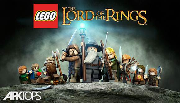 دانلود بازی LEGO The Lord of the Rings