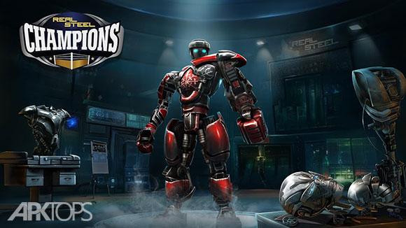 دانلود بازی Real Steel Champions