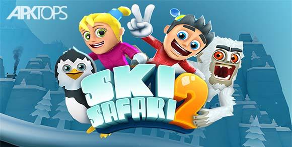 دانلود بازی Ski Safari 2