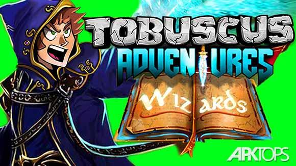 دانلود Tobuscus Adventures Wizards