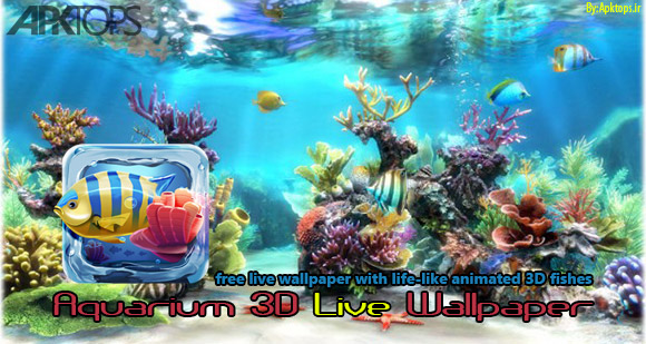 Aquarium-3D-Live-Wallpaper
