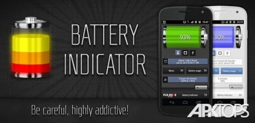 Battery Indicator Pro_cover
