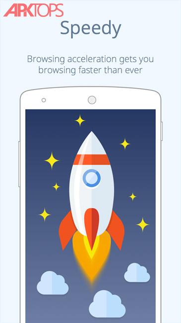 CM Browser Ad Blocker Fast Download v5.22.21.0027 AdFree دانلود سریع ترین مرورگر اندروید