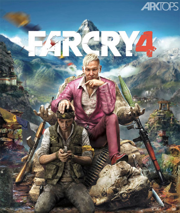 Far Cry 4 Arena Master UbiSoft
