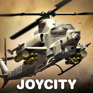 GUNSHIP BATTLE Helicopter 3D v2.7.36 دانلود بازی نبرد هلیکوپترها + مود اندروید