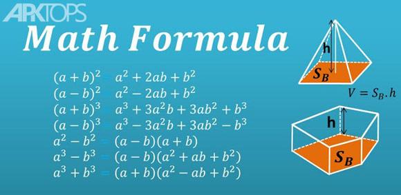 Maths-Formulas