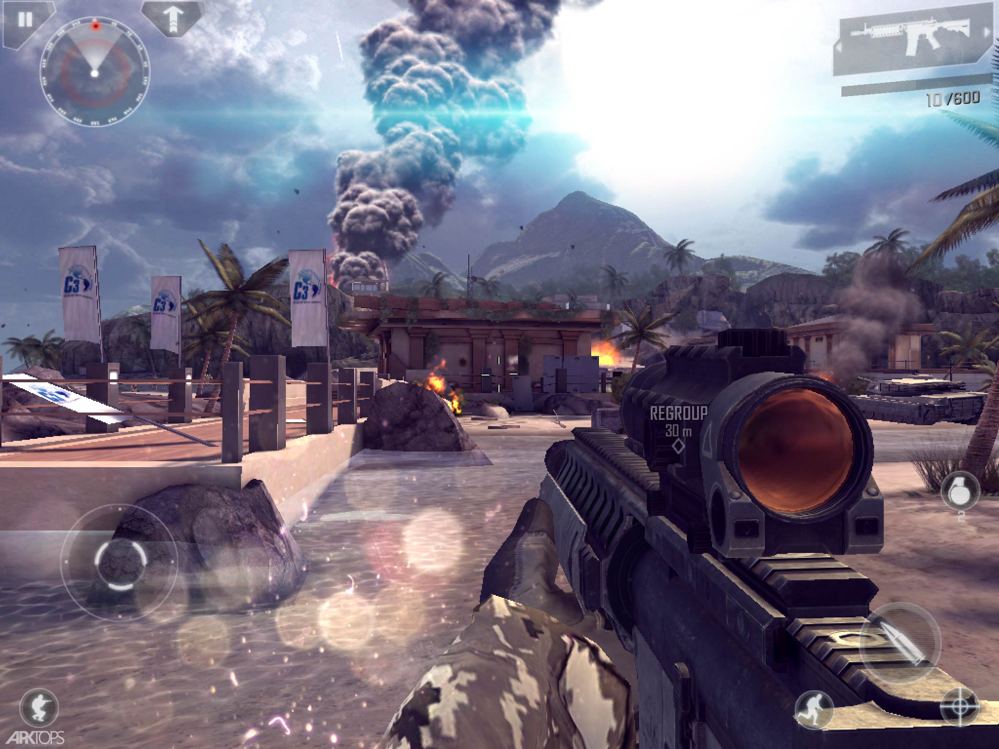 Modern-Combat-4-Screenshot