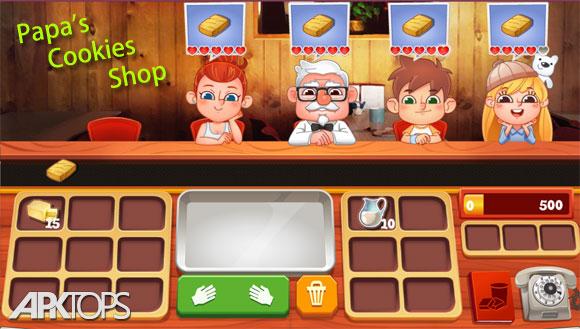 Papas-Cookies-Shop