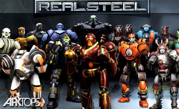 دانلود بازی Real Steel