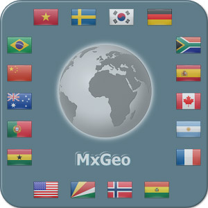 World-atlas-&-map-MxGeo-logo