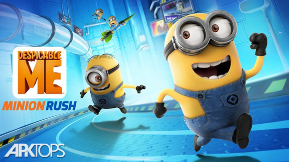 دانلود Despicable Me: Minion Rush