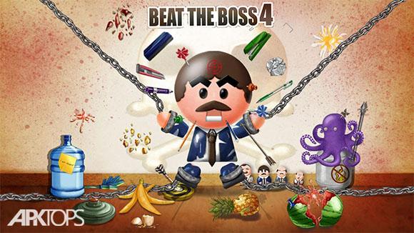 دانلودبازی Beat the Boss 4