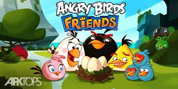 دانلود بازی Angry Birds Friends