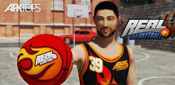 دانلود بازی Real Basketball