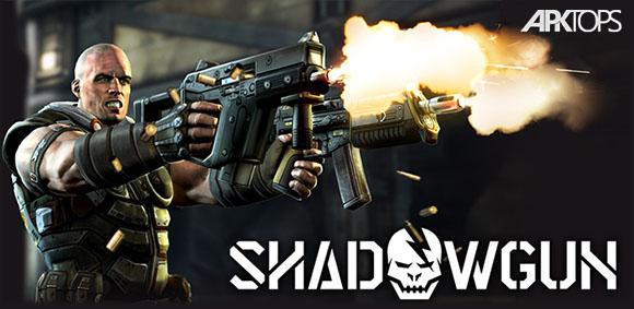 دانلود بازی Shadowgun