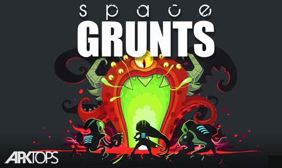 دانلود بازی Space Grunts