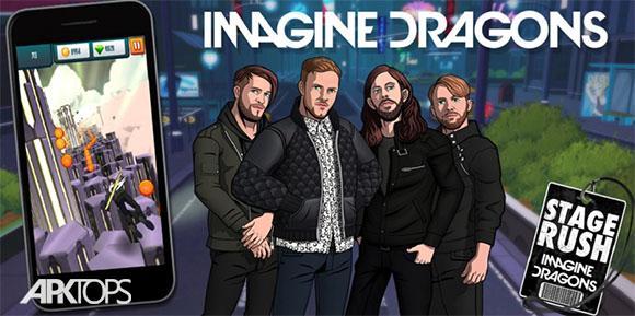 دانلود بازی Stage Rush - Imagine Dragons