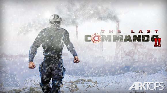 دانلود بازی The Last Commando II