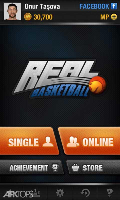 Real Basketball v2.1.4 دانلود بازی بسکتبال به معنای واقعی