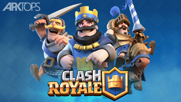 Clash-Royale کلش رویال اندروید