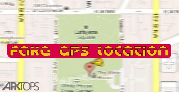 Fake-GPS-Location