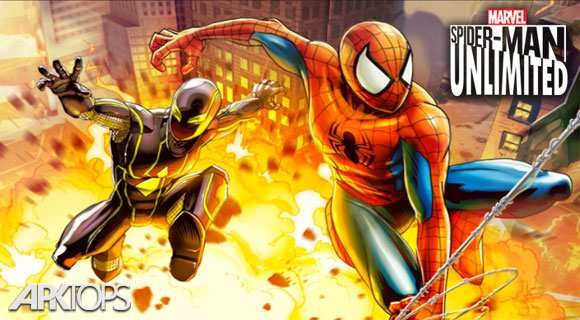 دانلود Spider-Man Unlimited