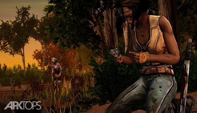 The-Walking-Dead-Michonne-Screenshot-4