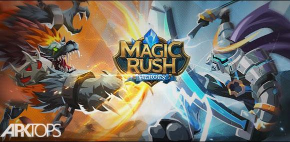 دانلود بازی Magic Rush Heroes