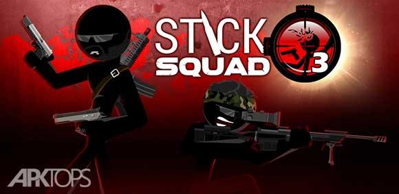 دانلود بازی Stick Squad 3 Modern Shooter