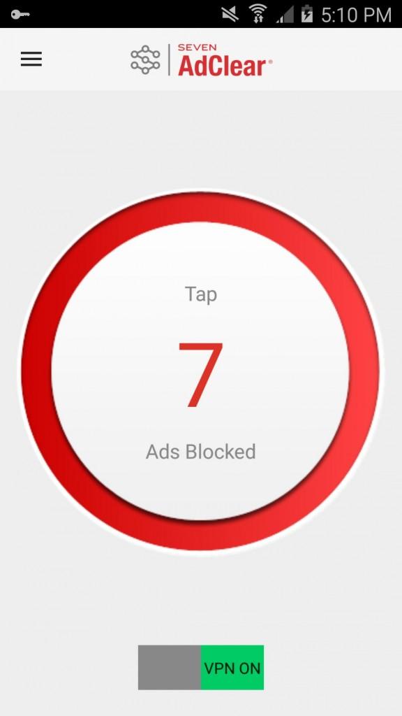 AdClear v8.4.0.508594  دانلود نرم افزار حذف تبلیغات بدون روت