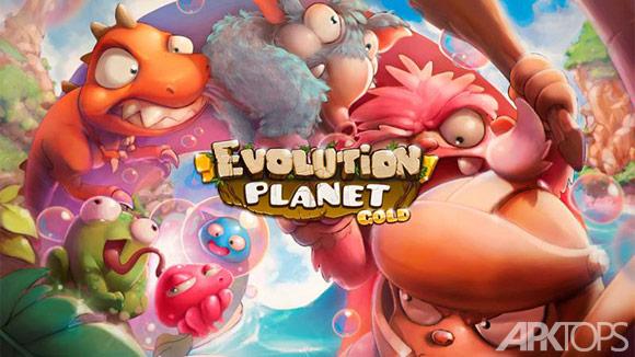 Evolution-Planet