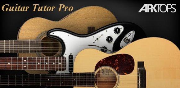Guitar Tutor Pro - Learn Songs v36 دانلود نرم افزار آموزش گیتار