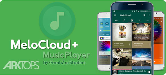 MeloCloud+ Music Player
