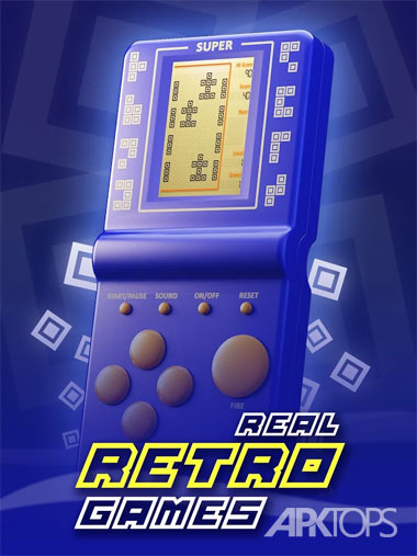 Real Retro Games