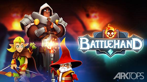 دانلود بازی BattleHand