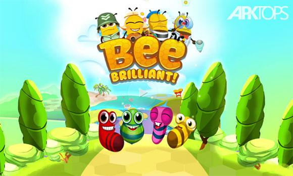 دانلود بازی Bee Brilliant