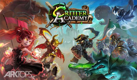 دانلود بازی Critter Academy: Battle Wars