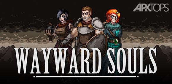 دانلود بازی Wayward Souls