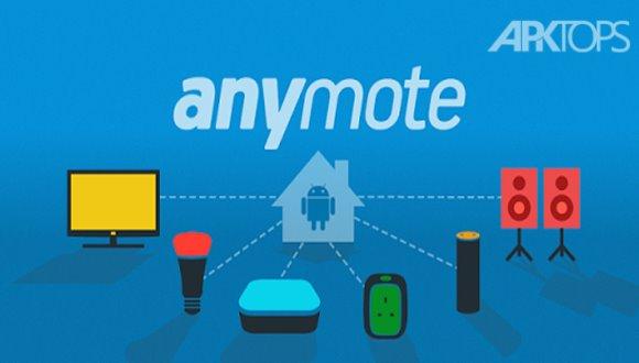 جدیدترین نسخه برنامه Smart IR Remote - AnyMote اندروید