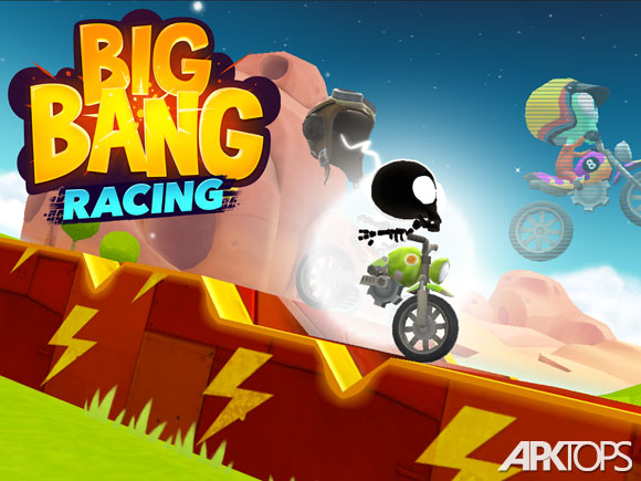 دانلود Big Bang Racing