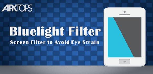 فیلتر نور آبی Bluelight Filter for Eye Care