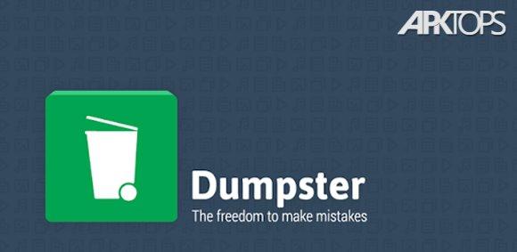 Dumpster-Restore-Premium_cover نرم افزار ریکاوری اندروید