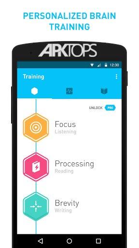 Elevate – Brain Training Pro v5.9.2 دانلود برنامه افزایش تمرکز