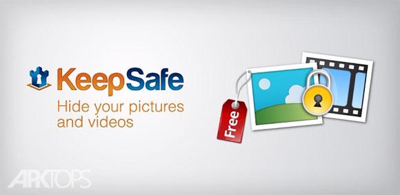 Hide pictures - KeepSafe Vault