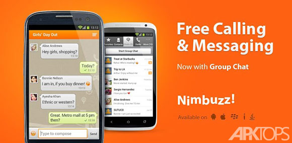Nimbuzz-Messenger