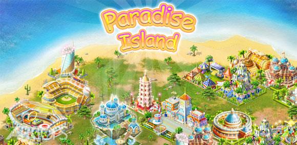 Paradise+Island