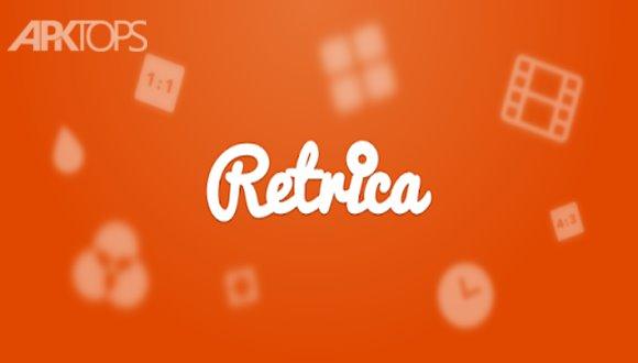 Retrica cover